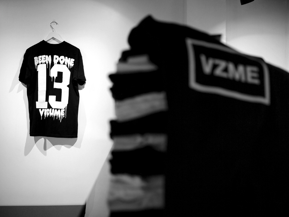 "Vizume Been Done ""13"" Tee"