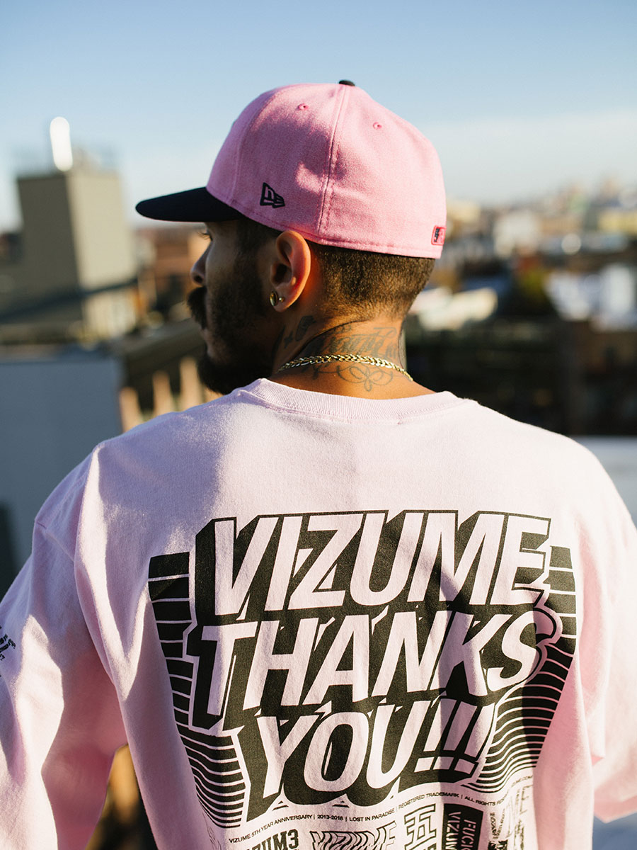 Vizume Thank You Tee