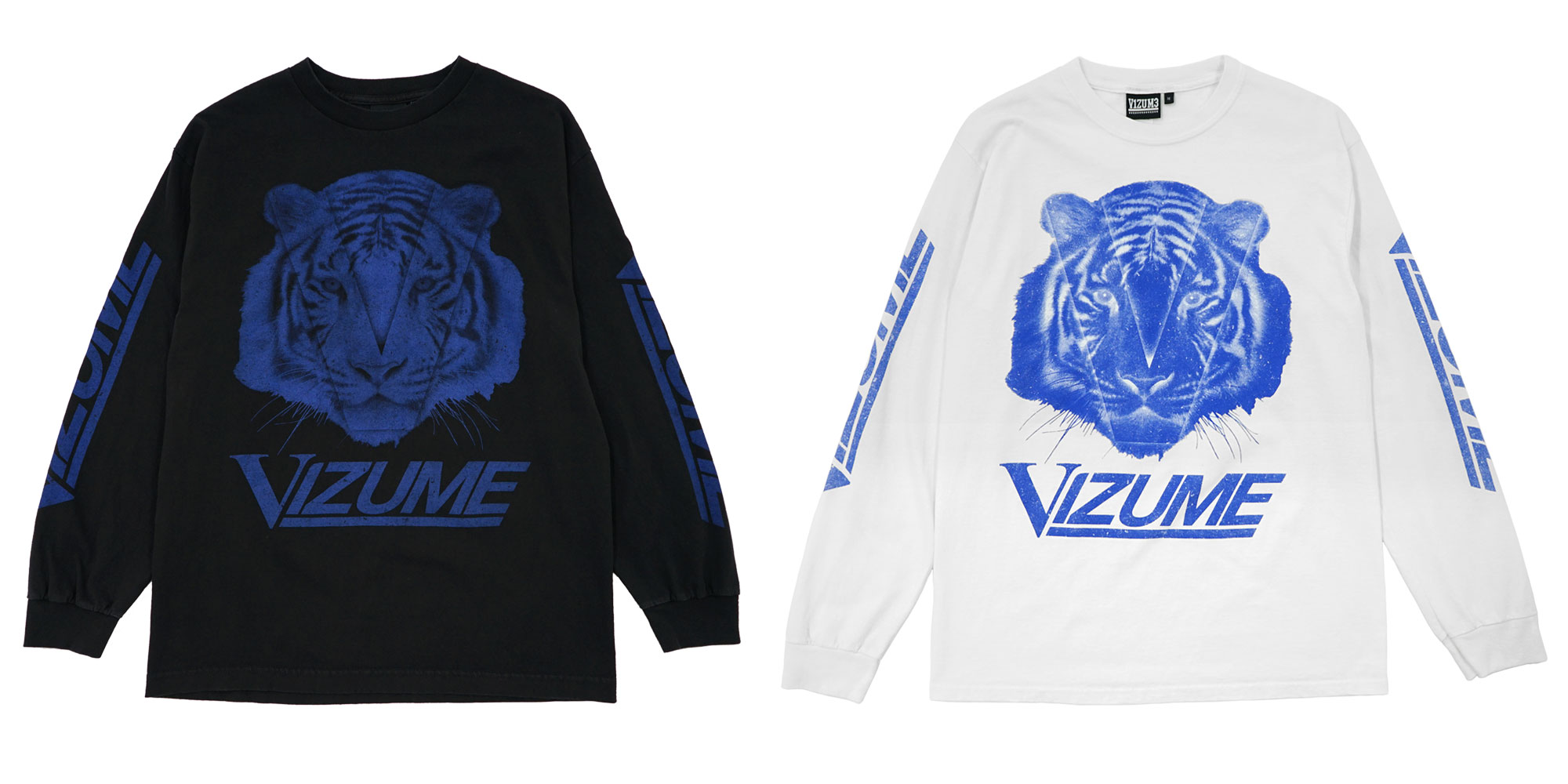 Vizume Tiger Long Sleeve Tee